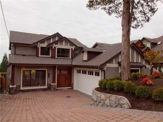 Main Photo: 4169 ST GEORGES Avenue in North Vancouver: Upper Lonsdale House for sale : MLS®# V917362