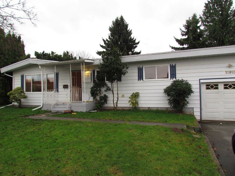 Main Photo: 32022 MELMAR Avenue in ABBOTSFORD: Abbotsford West House for rent (Abbotsford)