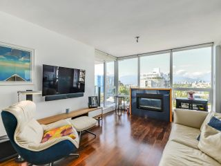 Photo 2: 609 1675 W 8TH Avenue in Vancouver: Fairview VW Condo for sale (Vancouver West)  : MLS®# R2620175