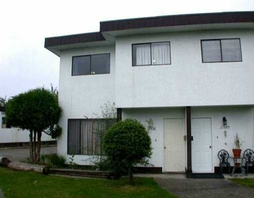 """Main Photo: 21458 MAYO Place in Maple Ridge: West Central Townhouse for sale in """"MAYO PLACE"""" : MLS®# V636121"""