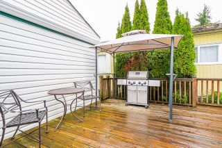 """Photo 22: 36 201 CAYER Street in Coquitlam: Maillardville Manufactured Home for sale in """"WILDWOOD MANUFACTURED HOME PARK"""" : MLS®# R2619875"""