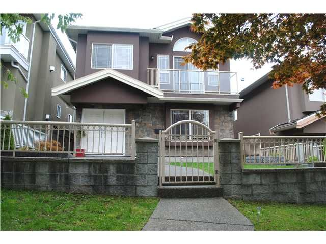 Main Photo: 116 N SPRINGER Avenue in Burnaby: Capitol Hill BN House for sale (Burnaby North)  : MLS®# V914199