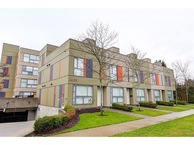 Main Photo: 6 12095 228 STREET in Maple Ridge: East Central Townhouse for sale : MLS®# R2490898