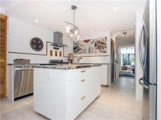 """Photo 8: 809 SAWCUT Street in Vancouver: False Creek Townhouse for sale in """"HEATHER POINT"""" (Vancouver West)  : MLS®# V1086722"""