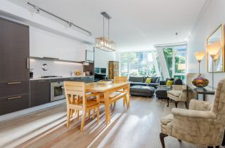 """Photo 4: 208 1477 W PENDER Street in Vancouver: Coal Harbour Condo for sale in """"West Pender Place"""" (Vancouver West)  : MLS®# R2282342"""