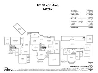 """Photo 40: 18160 60A Avenue in Surrey: Cloverdale BC House for sale in """"CLOVERDALE"""" (Cloverdale)  : MLS®# R2590172"""