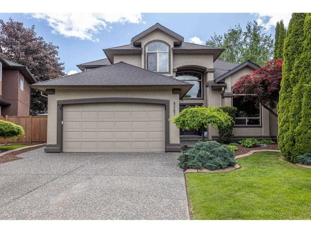 """Main Photo: 9267 207 Street in Langley: Walnut Grove House for sale in """"Greenwood Estates"""" : MLS®# R2582545"""