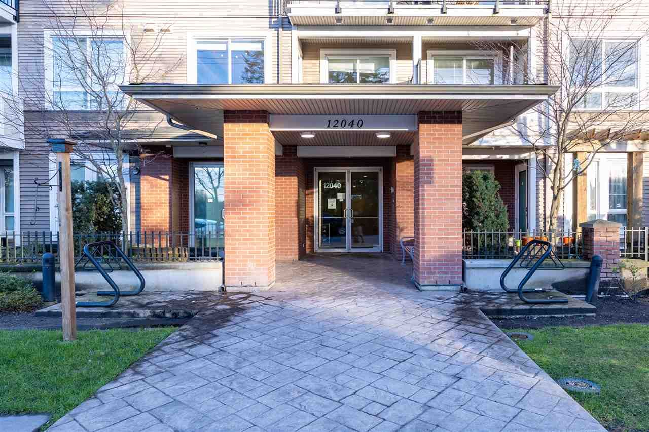 """Main Photo: 211 12040 222 Street in Maple Ridge: West Central Condo for sale in """"PARC VUE"""" : MLS®# R2537202"""