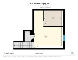 Photo 37: 135 25 Avenue NW in Calgary: Tuxedo Park Detached for sale : MLS®# A1094947