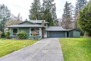 """Photo 1: 4965 198B Street in Langley: Langley City House for sale in """"Mason Heights"""" : MLS®# R2245663"""