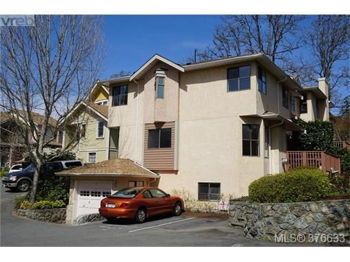 Main Photo: 4 4580 West Saanich Rd in VICTORIA: SW Royal Oak Row/Townhouse for sale (Saanich West)  : MLS®# 756094