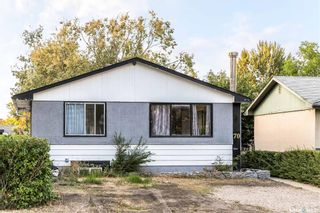 Main Photo: 70 Cartier Crescent in Saskatoon: Confederation Park Residential for sale : MLS®# SK868464