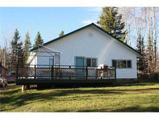 Photo 1: 6855 LAMBERTUS Road in Prince George: Reid Lake Manufactured Home for sale (PG Rural North (Zone 76))  : MLS®# N205699