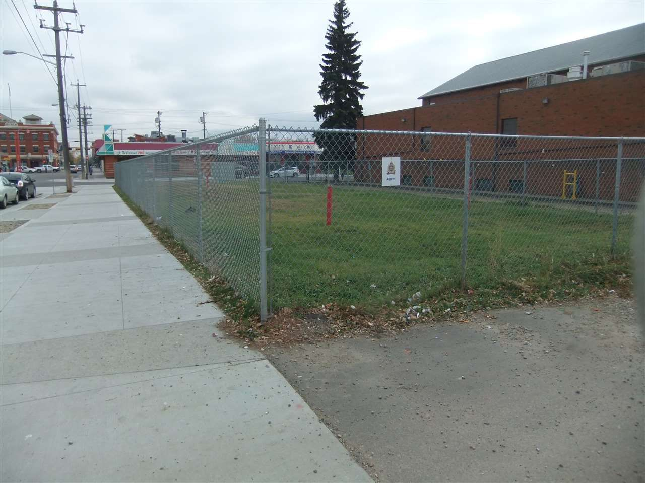 Main Photo: 10564 98 Street in Edmonton: Zone 13 Land Commercial for sale : MLS®# E4248959