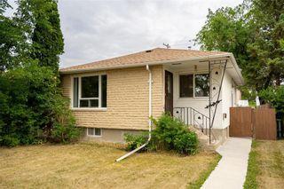 Photo 1: 1039 Talbot Avenue in Winnipeg: House for sale : MLS®# 202116416