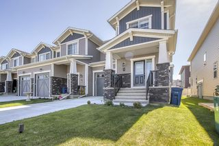 Main Photo: 357 Hillcrest Square SW: Airdrie Row/Townhouse for sale : MLS®# A1121308