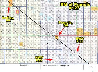 Photo 6: Phillips Quarter Section in Francis: Farm for sale (Francis Rm No. 127)  : MLS®# SK846220