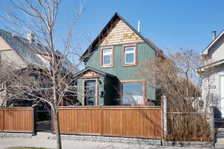 Main Photo: 1121 10 Street SE in Calgary: Ramsay Detached for sale : MLS®# A1125595