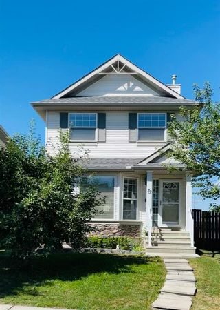 Photo 1: 75 Cranberry Square SE in Calgary: Cranston Detached for sale : MLS®# A1138183