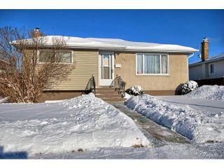 Photo 1: 741 Prince Rupert Avenue in WINNIPEG: East Kildonan Residential for sale (North East Winnipeg)  : MLS®# 1500262