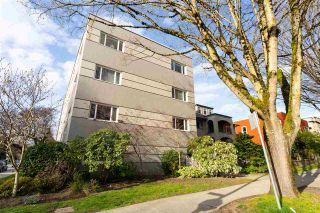 """Photo 21: 103 1595 W 14TH Avenue in Vancouver: Fairview VW Condo for sale in """"Windsor Apartments"""" (Vancouver West)  : MLS®# R2561209"""