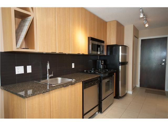 "Main Photo: 1603 1010 RICHARDS Street in Vancouver: Downtown VW Condo for sale in ""GALLERY"" (Vancouver West)  : MLS®# V822854"