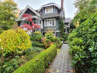 Photo 1: 1848 W 13TH Avenue in Vancouver: Kitsilano 1/2 Duplex for sale (Vancouver West)  : MLS®# R2517496