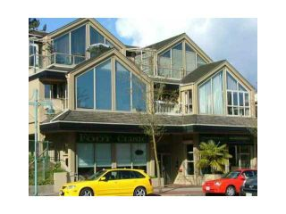 Photo 1: 102 1871 MARINE Drive in West Vancouver: Ambleside Condo for sale : MLS®# V886541