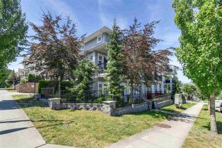"Photo 1: 604 4025 NORFOLK Street in Burnaby: Central BN Townhouse for sale in ""NORFOLK TERRACE"" (Burnaby North)  : MLS®# R2184899"
