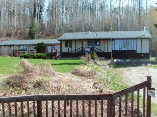 Photo 1: 5732 QUESNEL-HIXON Road in Quesnel: Quesnel - Rural North House for sale (Quesnel (Zone 28))  : MLS®# N217683