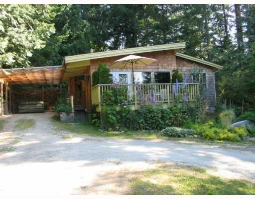 Main Photo: 6054 CORACLE Drive in Sechelt: Sechelt District House for sale (Sunshine Coast)  : MLS®# V777242