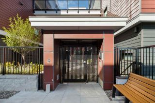 """Photo 38: 305 218 CARNARVON Street in New Westminster: Downtown NW Townhouse for sale in """"Irving Living"""" : MLS®# R2505635"""