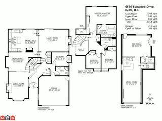 Photo 10: 6576 SUNWOOD Drive in Delta: Sunshine Hills Woods House for sale (N. Delta)  : MLS®# F1213598