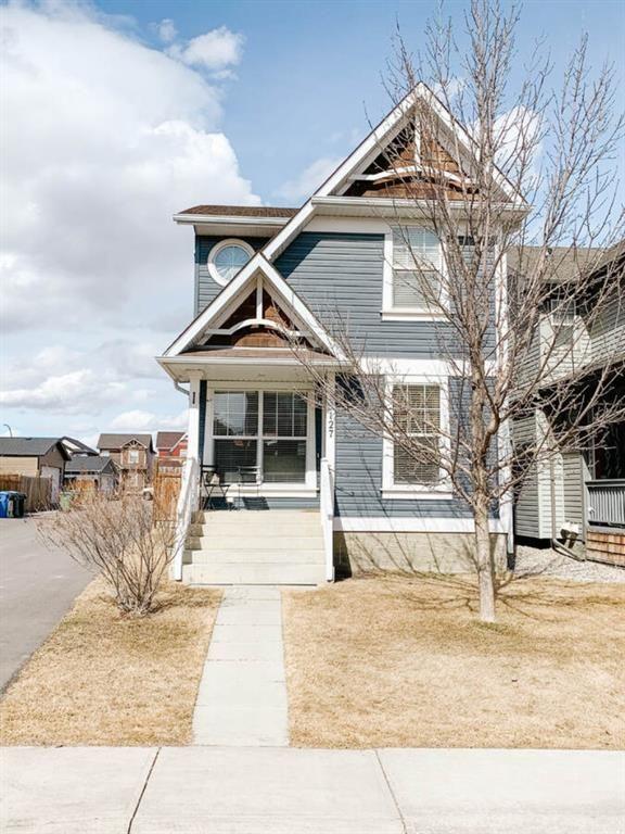 Main Photo: 127 Auburn Bay Crescent SE in Calgary: Auburn Bay Detached for sale : MLS®# A1084859