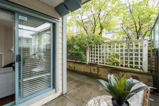 """Photo 16: 107 643 W 7TH Avenue in Vancouver: Fairview VW Condo for sale in """"COURTYARDS"""" (Vancouver West)  : MLS®# R2451739"""