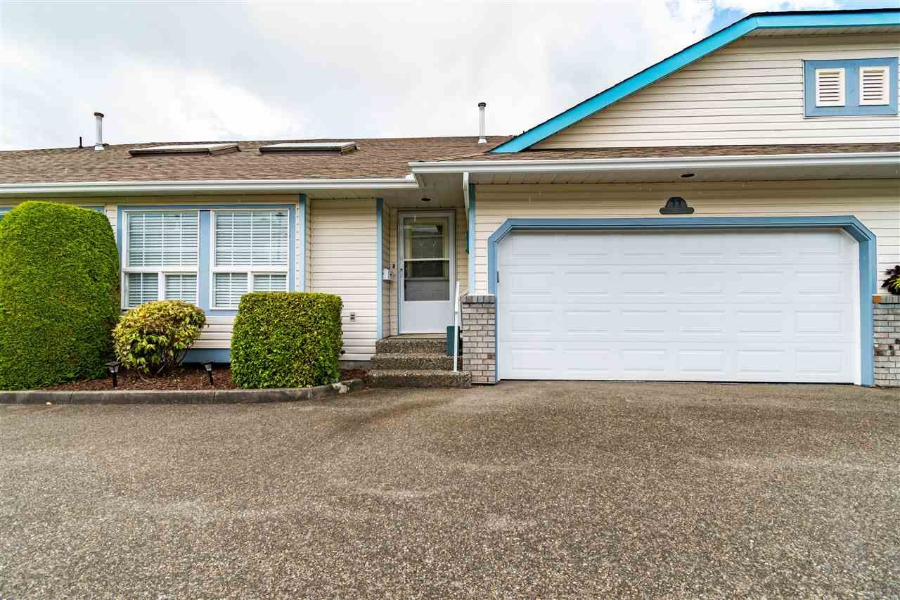 Main Photo: 11 45175 WELLS Road in Chilliwack: Sardis West Vedder Rd Townhouse for sale (Sardis)  : MLS®# R2593439