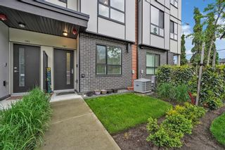 """Photo 1: 8 19790 55A Avenue in Langley: Langley City Townhouse for sale in """"TERRACE 2"""" : MLS®# R2603419"""