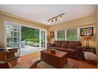 Photo 5: 4586 TEVIOT Place in North Vancouver: Home for sale : MLS®# V974253