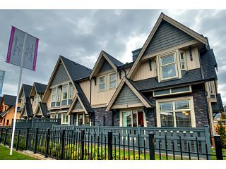 """Photo 1: 25 19095 MITCHELL Road in Pitt Meadows: Central Meadows Townhouse for sale in """"BROGDEN BROWN"""" : MLS®# V1122105"""