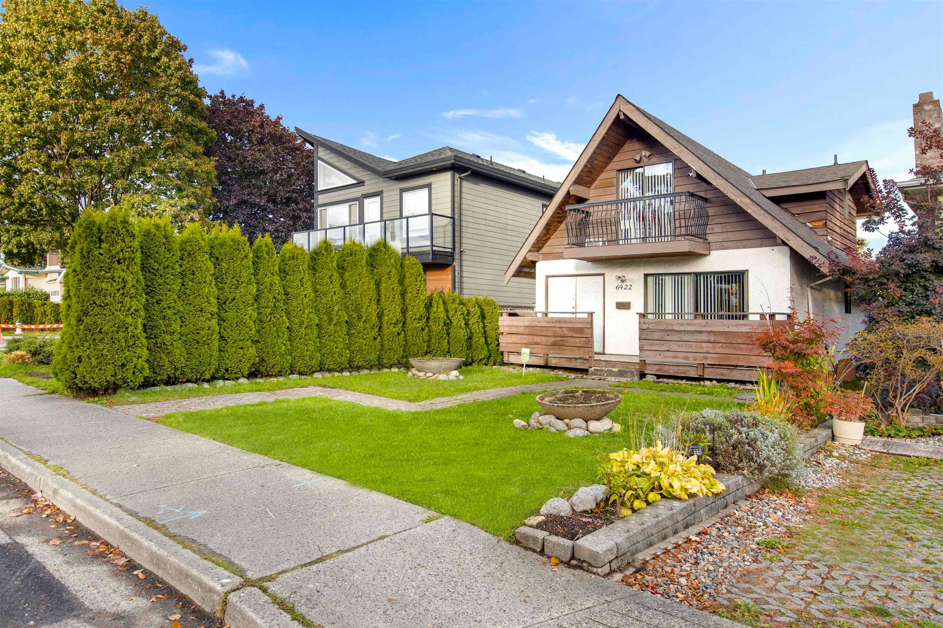 Main Photo: 6922 SPERLING Avenue in Burnaby: Highgate House for sale (Burnaby South)  : MLS®# R2624024