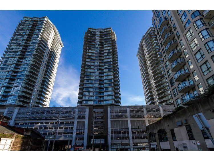 Main Photo: 2801 892 CARNARVON STREET in New Westminster: Downtown NW Condo for sale : MLS®# R2036501