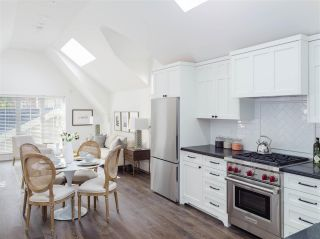 """Photo 5: 3170 BURRARD Street in Vancouver: Fairview VW Townhouse for sale in """"Heritage Burrard"""" (Vancouver West)  : MLS®# R2577387"""