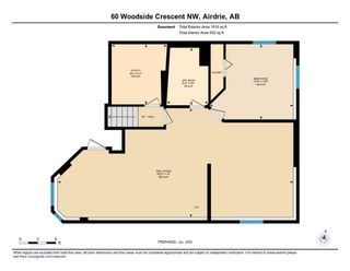 Photo 33: 60 WOODSIDE Crescent NW: Airdrie Detached for sale : MLS®# C4304894
