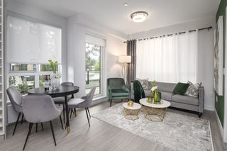 """Photo 1: 101 707 E 3RD Street in North Vancouver: Lower Lonsdale Condo for sale in """"Green on Queensbury"""" : MLS®# R2453734"""