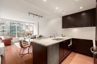 "Photo 2: 603 821 CAMBIE Street in Vancouver: Downtown VW Condo for sale in ""Raffles on Robson"" (Vancouver West)  : MLS®# R2527535"