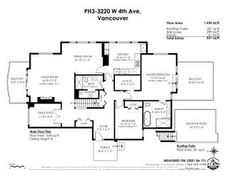 Photo 40: PH3 3220 W 4TH AVENUE in Vancouver: Kitsilano Condo for sale (Vancouver West)  : MLS®# R2595586