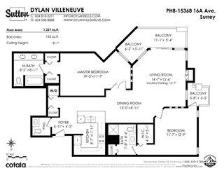 """Photo 27: PH8 15368 16A Avenue in Surrey: King George Corridor Condo for sale in """"Ocean Bay Villas"""" (South Surrey White Rock)  : MLS®# R2533121"""