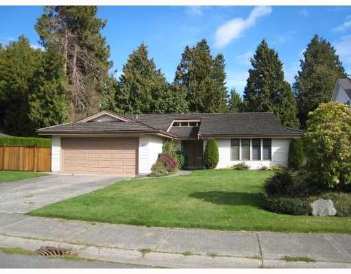 Main Photo: 1254 49TH Street in Tsawwassen: Cliff Drive House for sale : MLS®# V671832