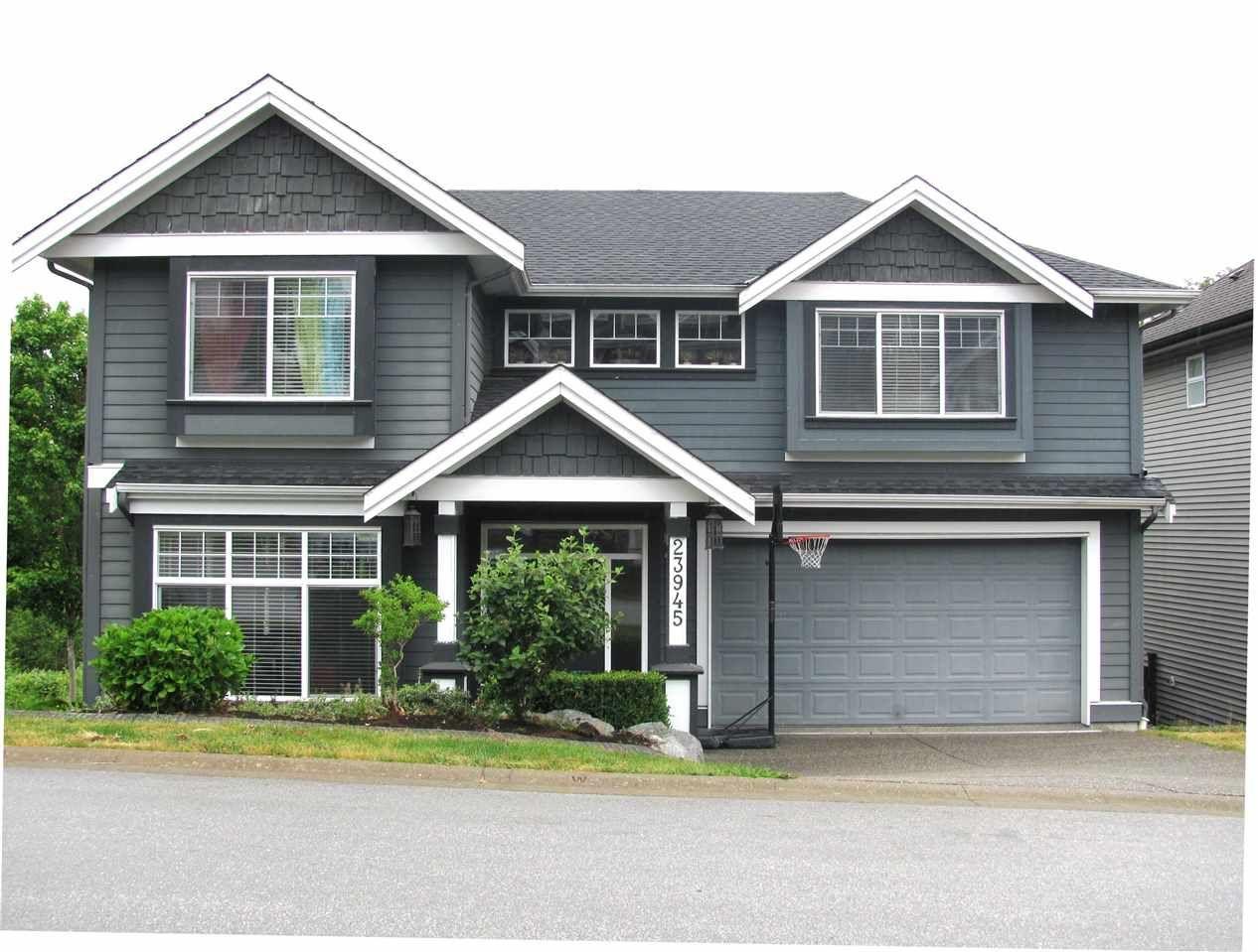 Main Photo: 23945 107 AVENUE in Maple Ridge: Albion House for sale : MLS®# R2070294