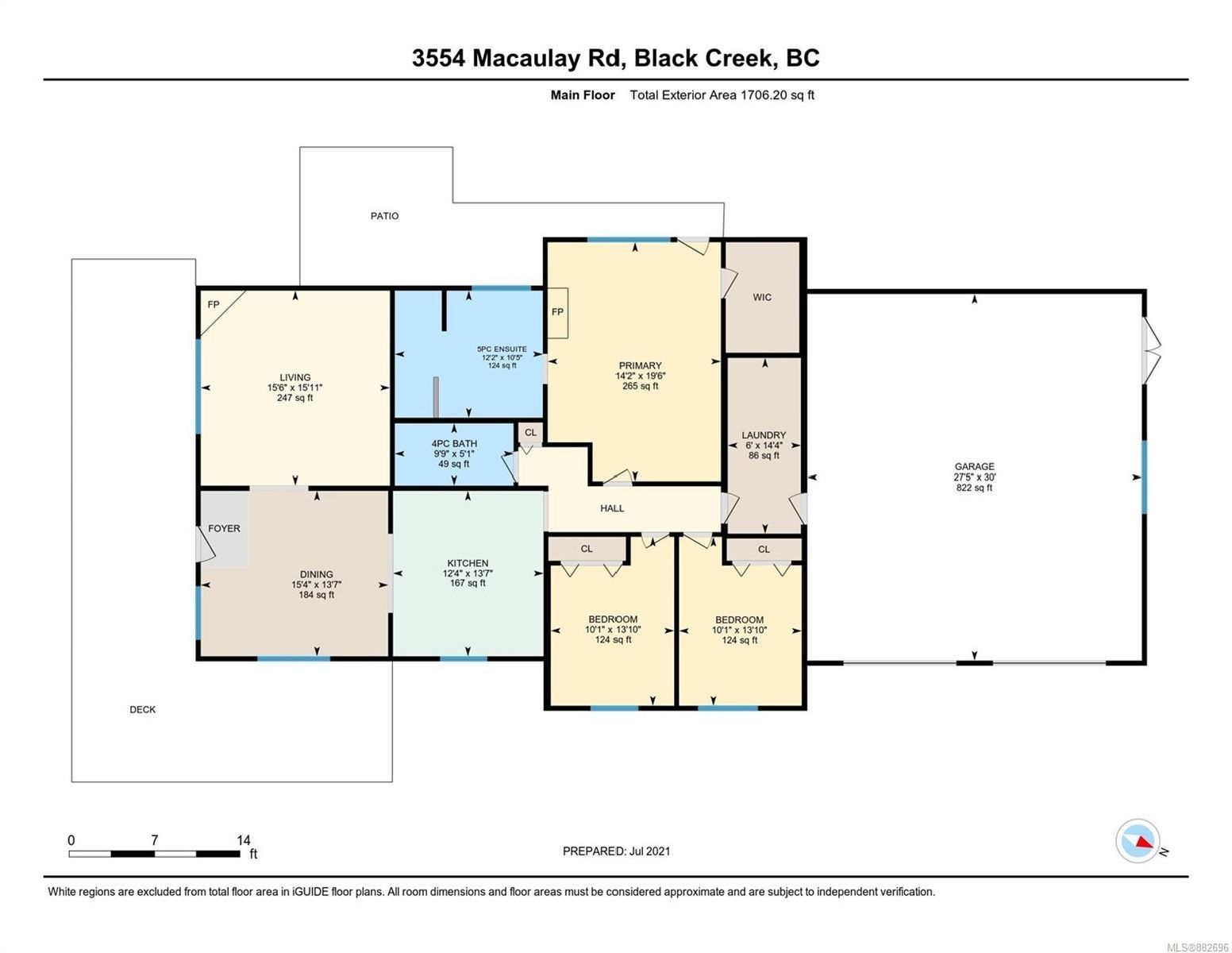 Photo 41: Photos: 3554 MacAulay Rd in : CV Merville Black Creek House for sale (Comox Valley)  : MLS®# 882696